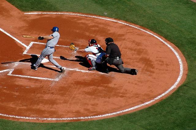 野球のグラウンド